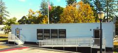 temporary modular classroom space