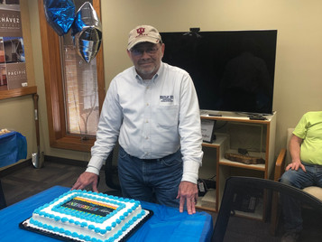 Jim Derringer Announces Retirement After 36 Years of Service With Whitley Manufacturing 🎉
