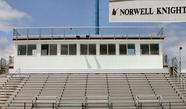 Norwell High School Press Box