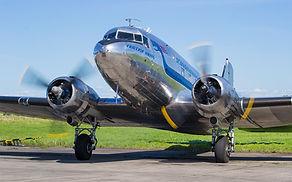 DC-3 Daisy, Västerås Flygmuseum