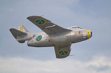 SAAB J 29 Tunnan, Västerås Flygmuseum