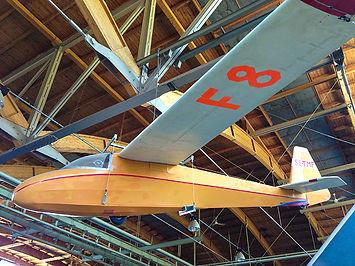 Scheibe SF-26A, Västerås Flygmuseum