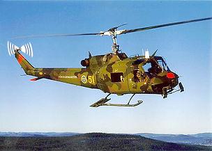 Agusta-Bell 204B, Hkp 3b, Västerås Flygmuseum