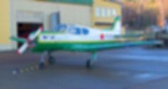 Yakovlev Yak-18T, Västerås Flygmuseum