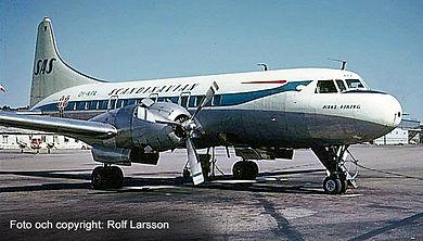 Convair CV440 Metropolitan