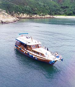 Hong Kong Boat Cruise