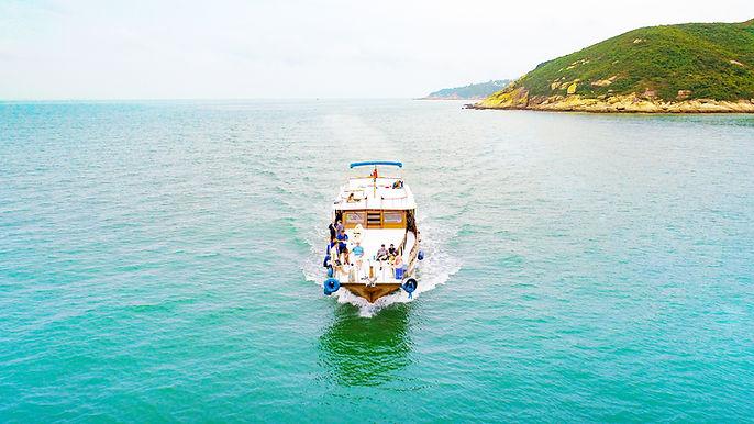 Junk Boat Booking Hong Kong