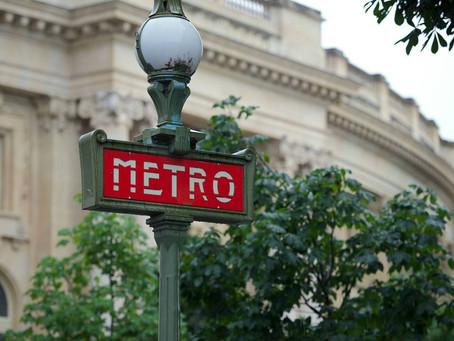 Les valeurs locatives de bureaux à Paris par station de métro et de RER 🚇