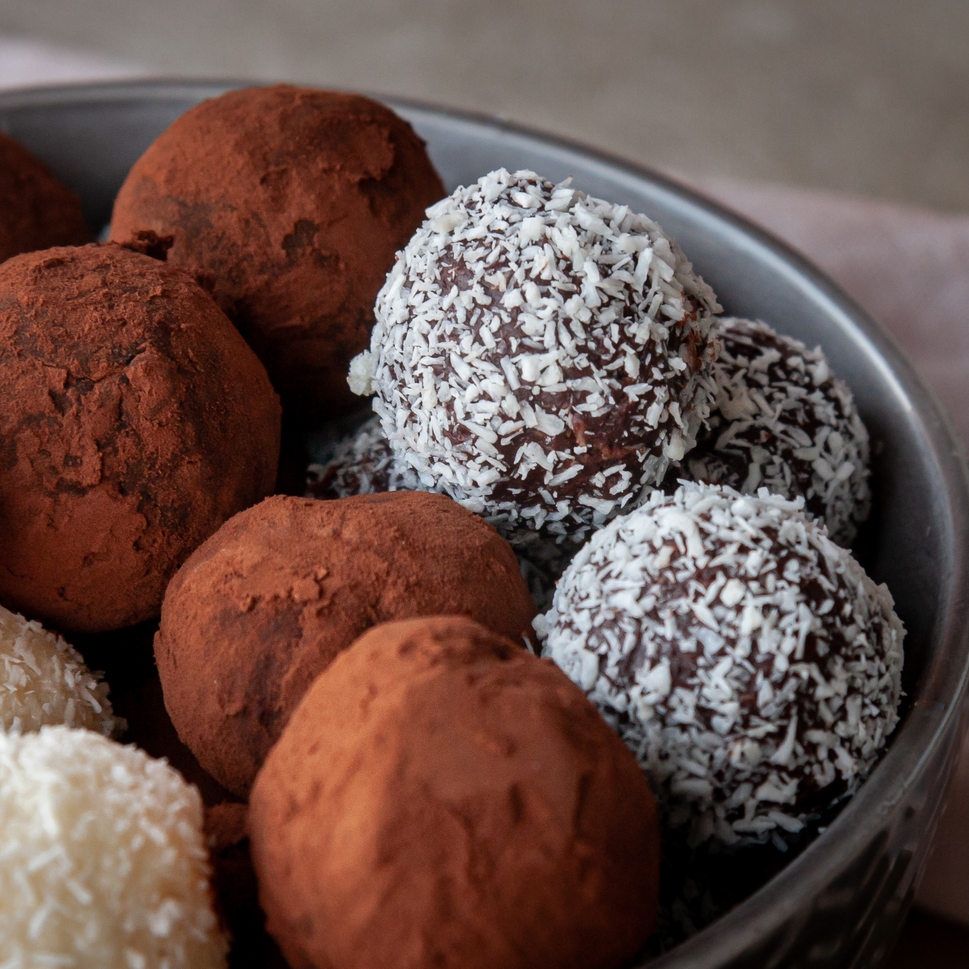 Photographie culinaire - Truffes