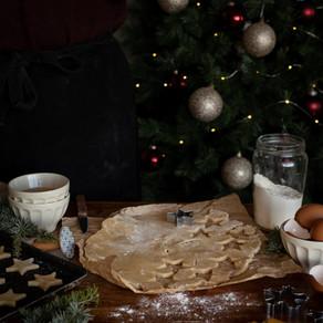Biscuits aux épices (avec ou sans glaçage chocolat)
