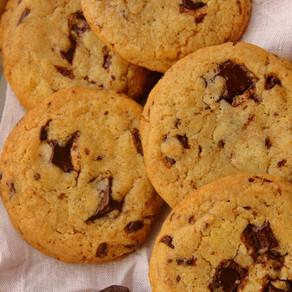 LA recette des Cookies fondants et croquants