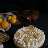 Gâteau nuage au citron, moelleux, fondant et aérien !