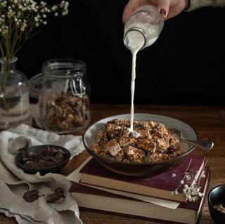 Photographie culinaire - Bol de céréales
