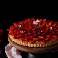Tarte aux fraises - Tarte aux fruits frais