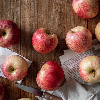 Photographie culinaire - Pommes