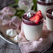 Panna Cotta I Dessert crémeux, facile et rapide !