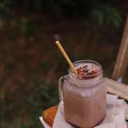 Chocolat frappé, gourmand & rafraîchissant