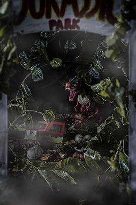 Photographie culinaire - Univers Jurassic Park