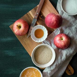 Photographie culinaire - Ingrédients recette