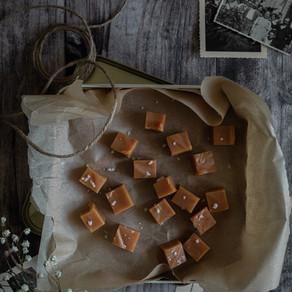 Caramels mous très faciles !