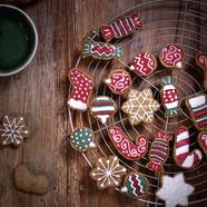 Glace royale pour décorer des biscuits