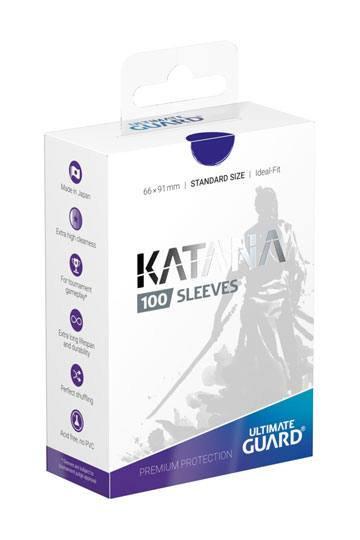 UG - Katana Sleeves Standard (100)