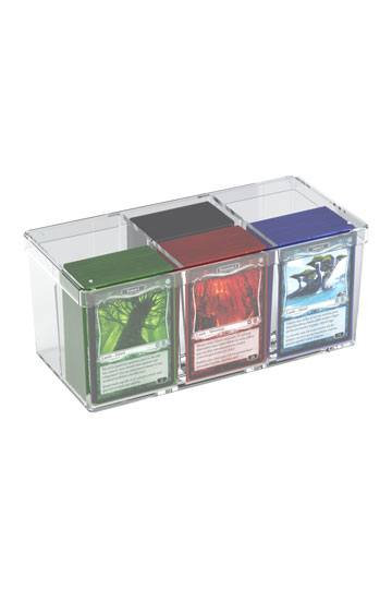 UG - Stack'n'Safe Card Box (480) Transparent