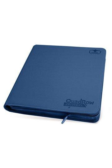 UG - QuadRow ZipFolio 12-Pocket
