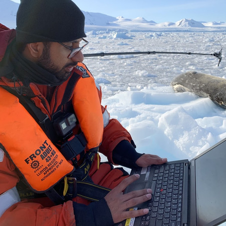 Antarctic Fieldwork