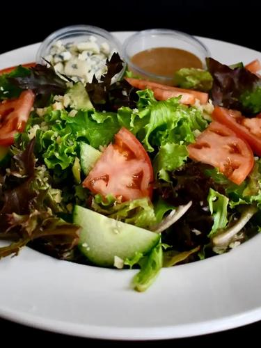 Organic Mixed Green Salad