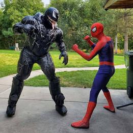 Salt Lake City Spiderman