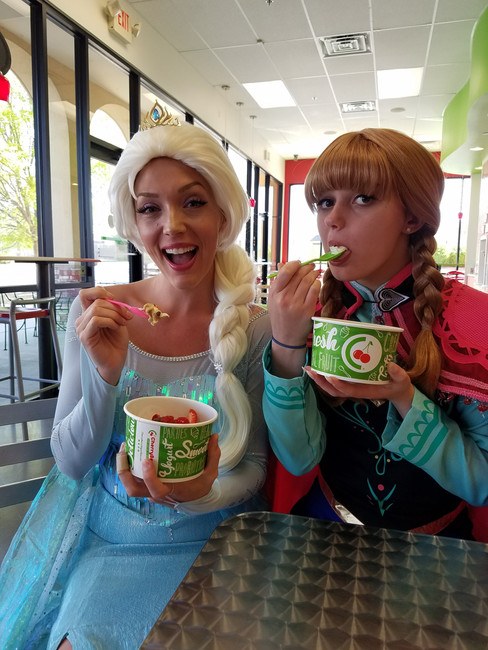 Frozen Yogurt Oklahoma
