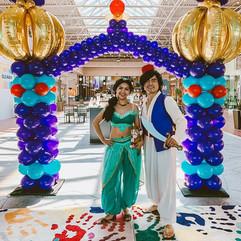 Aladdin and Jasmine Utah