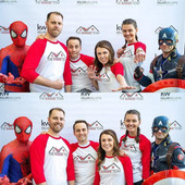Spider-Man and Captain America Utah