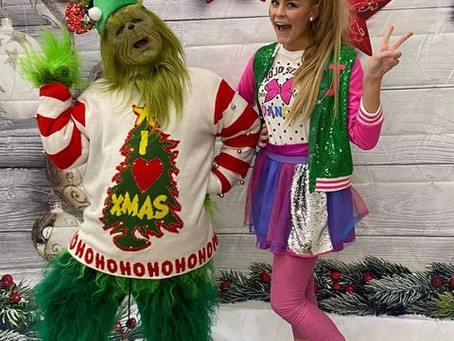 The Grinch who saved Christmas