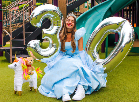 Our Founder Turns 30
