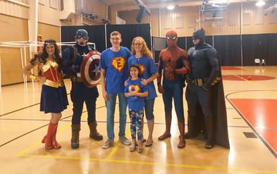 Superheroes Oklahoma