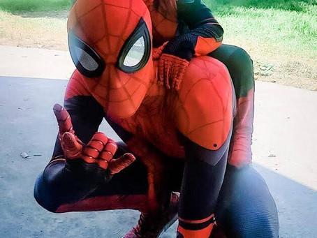 Salt Lake City Spider-Man