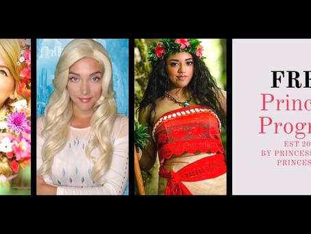 FREE 12-Week Princess Program