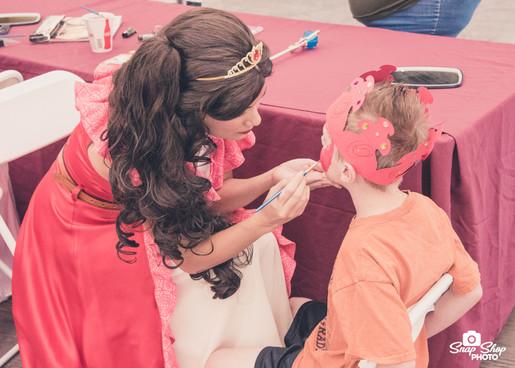 Princesses Utah