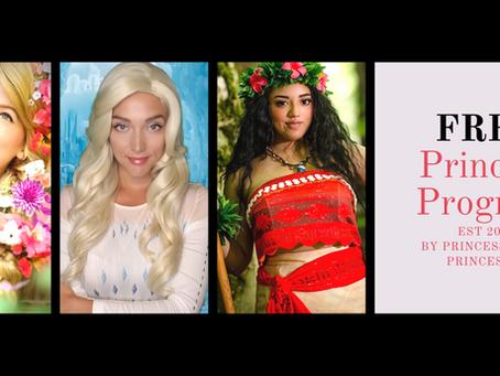 FREE-12 Week Princess Program