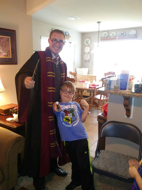 Harry Potter Oklahoma