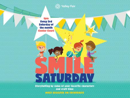 Smile Saturdays are back!