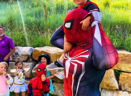 Spider-Man Performances