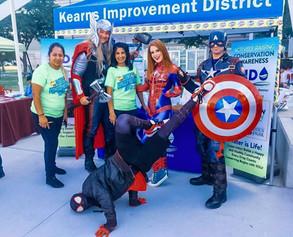 Avengers Salt Lake City