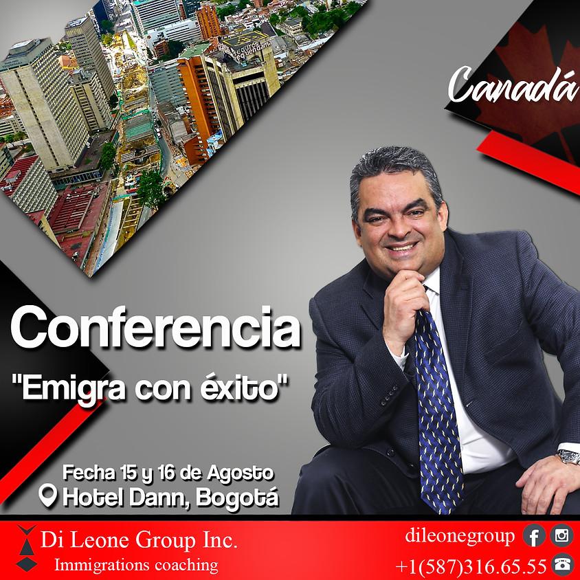 Conferencia 4:00 pm.