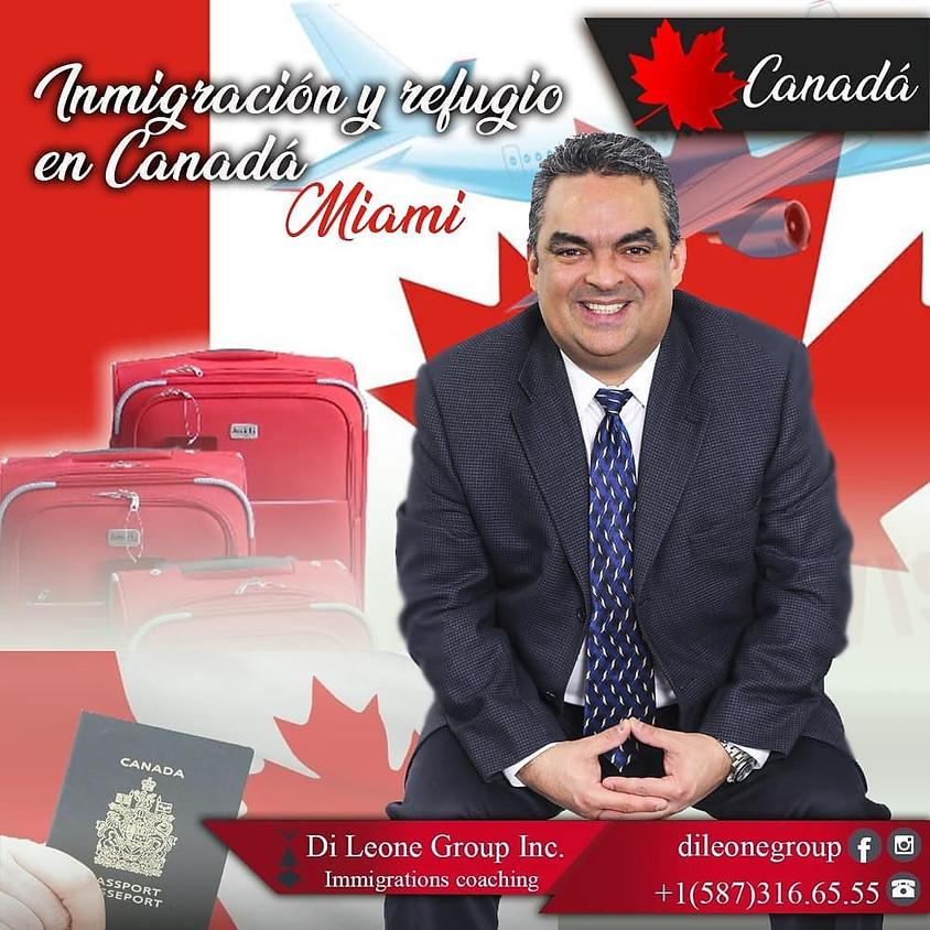 Emigracion y Refugio en Canada 4:00 pm