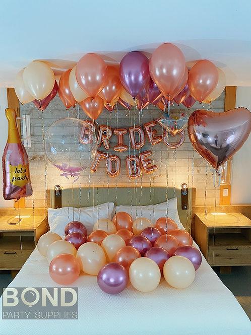 Bride To Be - Balloon Decor M1