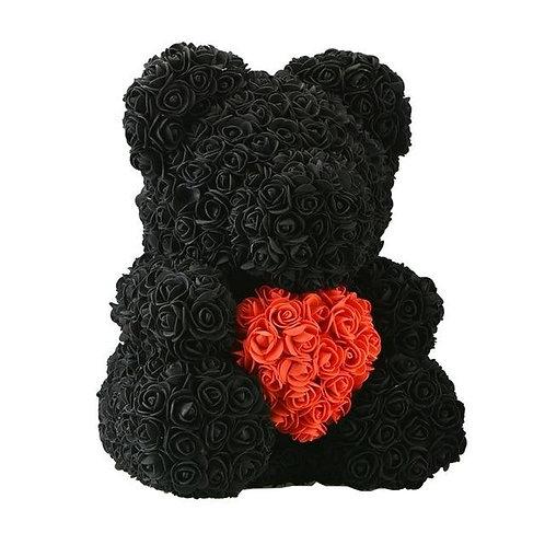 Bkack Rose Bear (M)