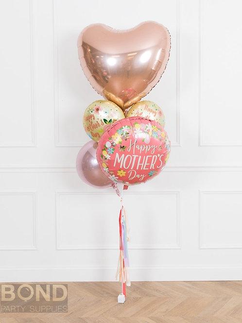 Custom Moms Balloon Bouquet